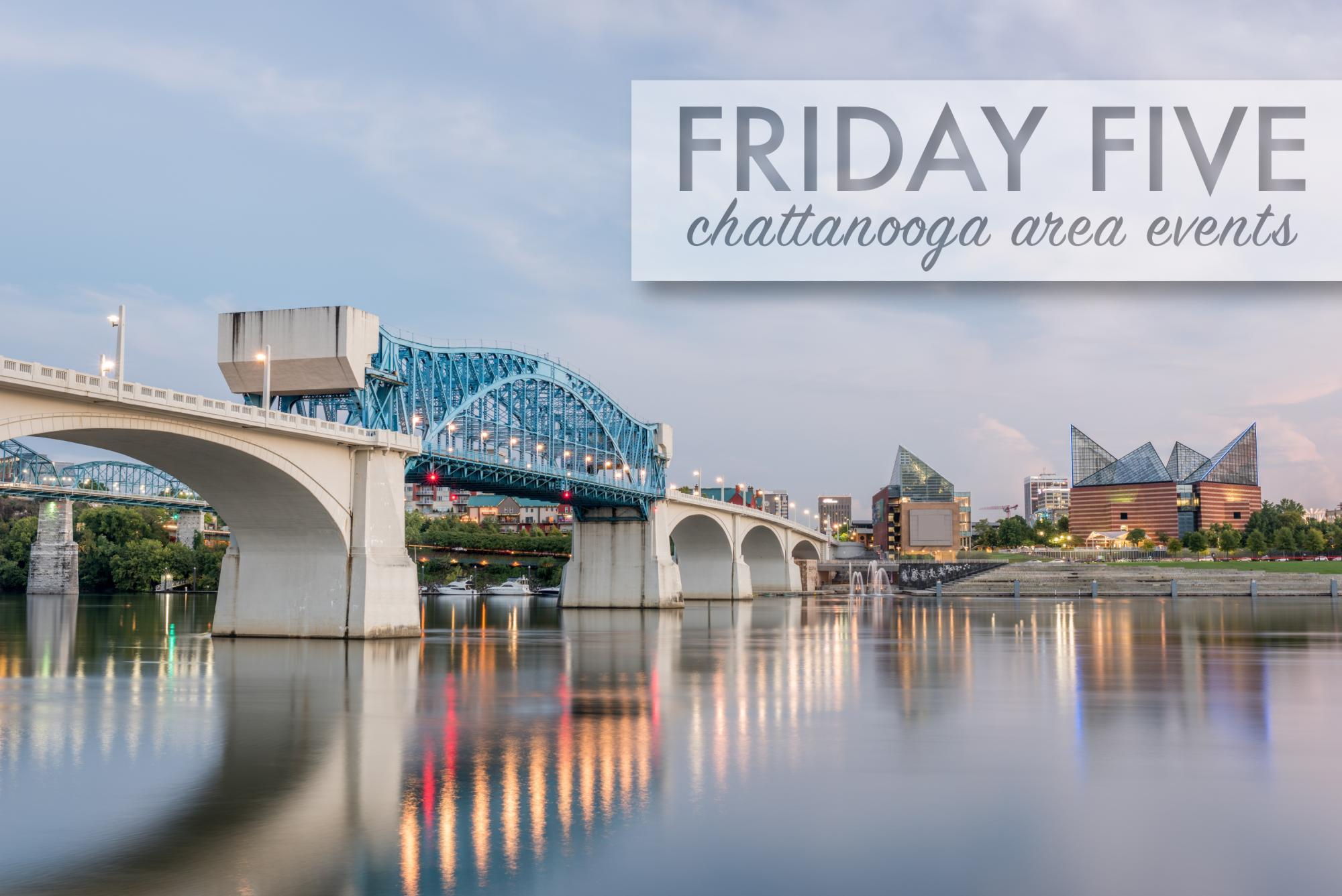 Chattanooga area events
